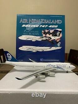 1200 BBOX200 Air New Zealand Boeing 747-400 Registration ZK-SUI