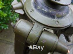 1942 WWII New Zealand Military Army Instrument Tripod Stand No. 17A MK. II