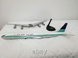1/50 McDonnell Douglas Aluminum DC-8 35 X 34 Air New Zealand Airplane Model