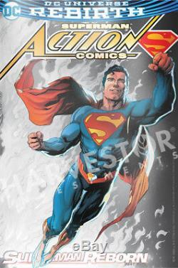 SILVER FOIL 6 X 5 GRAM COIN NOTES 2018 SUPERMAN SILVER COIN NOTE COLLECTION