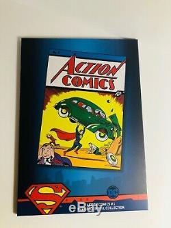 ACTION COMICS #1 CGC 9.9 MT 35 Grams Silver Foil 2018 DC Superman