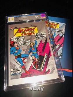 ACTION COMICS #252 First Release 9.9 MT 35 Grams Silver Foil 2018 DC Superman