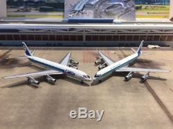 Aeroclassics 1400 Air New Zealand DC-8-50 & DC-8-50F ZK-NZD ZK-NZE FREE SHIP