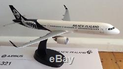 Air New Zealand Airbus A321 NEO Pacmin Model
