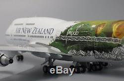 Air New Zealand B747-400 Special LOTR Reg ZK-NBV JC Wings 1200 Diecast XX2859