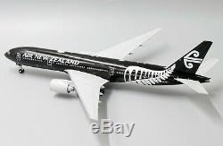 Air New Zealand B777-200ER ALL BLACK Reg ZK-OKH 1200 Diecast models XX2260