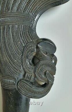 Antique Maori Wahaika Hand Club