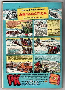 Australian SUPERMAN SUPACOMIC 11 DC Comics 100 pgs 1950's New Zealand