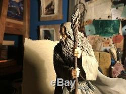 Authentic GANDALF THE GREY16 scale figure Weta Statue SOLD OUT