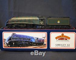Bachmann 31-955 A4 60013 Dominion of New Zealand BR Green Early Emblem MINT