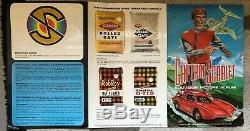 CAPTAIN SCARLET Timaru Milling Souvenir Picture Album 1967 Gerry Anderson