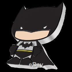Chibi Coin Collection DC Comics Series BATMAN 1oz Silver Coin