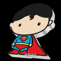 Chibi Coin Collection DC Comics Series SUPERMAN 1oz Silver Coin Sold out