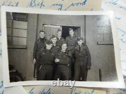 Collection of WW2 On Active Service Letters Royal New Zealand Air Force RNZAF