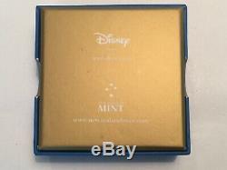 Disney 2014 Donald Duck 80th Anniversary 1/4 oz Gold Coin Ltd Edition #815/1000