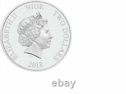 Disney Pixar Woody & Buzz Lightyear 1 Oz Silver Coins Nice Wood Boxes New. 999 2