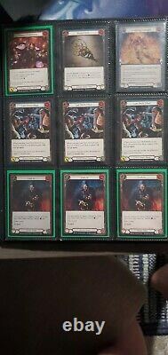 Flesh and Blood Binder Collection, Foils, NM, Eye of Ophidia and more