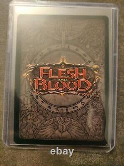 Flesh and Blood TCG COLD FOIL card Metacarpus Node
