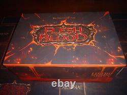 Flesh and Blood TCG Collection over 1000 cards in special edition box 150 rares