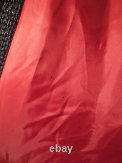 GENNIE DE LANGE New Zealand MOHAIR SWEATER JACKET Mod Artist NEW WAVE Size XL