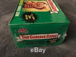 GPK Garbage Gang Pail Kids Australia Australian Series 3 FACTORY SEALED FULL BOX