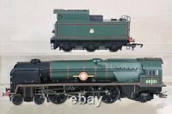 HORNBY BR 4-6-2 MERCHANT NAVY CLASS LOCOMOTIVE 35021 NEW ZEALAND LINE nx