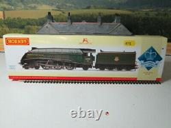 HORNBY. OO Gauge. A4 Pacific Dominion of New Zealand. 60013. Green. R 2826