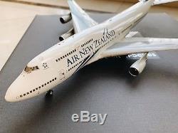 Herpa Wings Premium Series Air New Zealand Boeing 747-400 1200