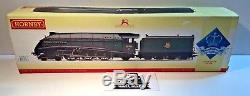 Hornby 00 Gauge R2826 Br 4-6-2 Class A4 Dominion Of New Zealand Good Boxed