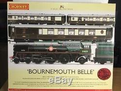 Hornby R2300 Bournrmouth Belle Train Set New Zealand Line Loco Very Near Mint