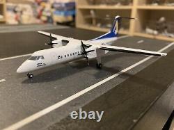 JC Wings Custom 1200 Ansett New Zealand Dash 8-300 ZK-NEQ Diecast Model