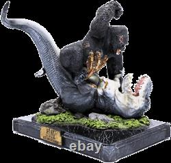 King Kong Fighting V-rex Movie Statue Weta Nz Collectibles Limited Edition