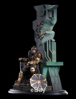 King Thorin Oakenshield on Throne Statue Weta Workshop Hobbit Lord of the Rings