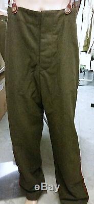 Kiwi Ww1 Wool Pantaloons 1914 Patt New Zealand Infantry & Mounted Trooper