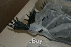 LOTR Sideshow Weta Sauron Statue Limited Edition #81/9500