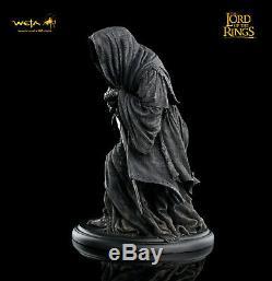 LOTR Weta Ringwraith Miniature Statue Series #5 The One Ring Bilbo Frodo