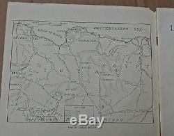 LRDG New Zealand Long Range Desert Group OFFICIAL HISTORY Booklet L. R. D. G. WW2