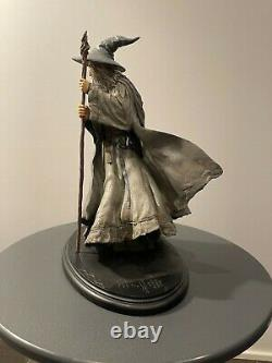 Lord of the Rings Gandalf the Grey Pilgrim 16 Scale Statue