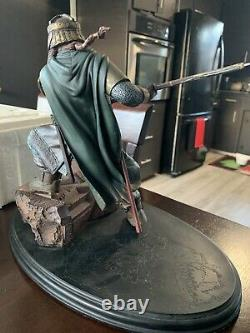Lord of the rings Weta Sideshow Gimli Son Of Gloin 1/6 statue Lotr/Hobbit