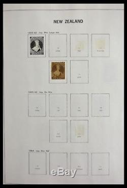 Lot 29421 Collection stamps of New Zealand 1862-2016.16