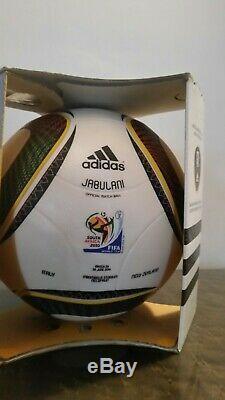 Match ball Jabulani imprint world cup South Africa Italy-New Zealand adidas rare