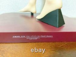 Misaka Mikoto Figure Swimsuit 1/2.5 Soft bust Certain Scientific Railgun Used JP
