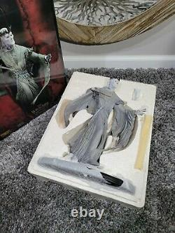 NEW Weta Sideshow The Witch king of Angmar In True Form Lord of The Rings