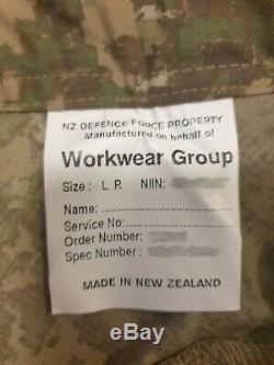 NZ army MCU camo set, NEW ZEALAND ARMY, NZ MCU, Rare camo, rare camouflage