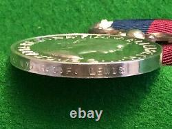 New Zealand Air Force MBE and Long Service Medal Group