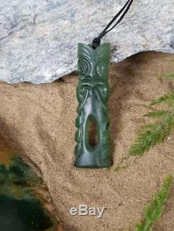 New Zealand Greenstone, Pounamu, Jade TEKO TEKO
