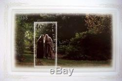 New Zealand Lord Of The Rings Stamps The Trilogy Collection Book Fellowship