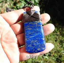 New Zealand Maori Toki Blue Lapis 78 mm