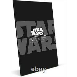 New Zealand Mint Star Wars Comics #1 35g Premium Silver Foil