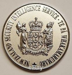 New Zealand NZ NZSIS Security Intelligence Service CIA Foreign Counterpart 1.75
